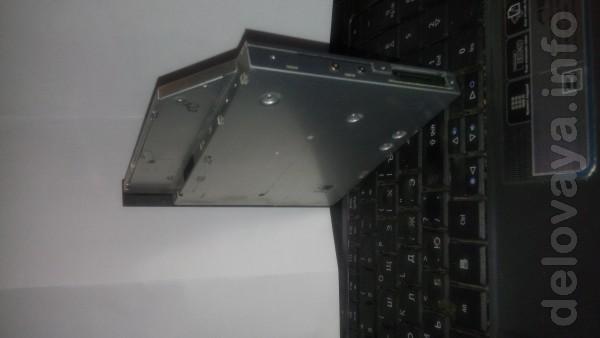 Привод DVD RW для ноутбука, в отличном состоянии IDE разъём (для не н