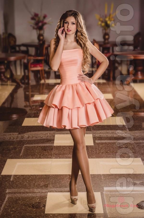 Вечернее платье от Victoria Karandasheva на выпускной и не только. Со
