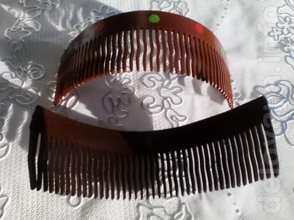 Продам гребешки,гребни для волос производства времён СССР, высокого к