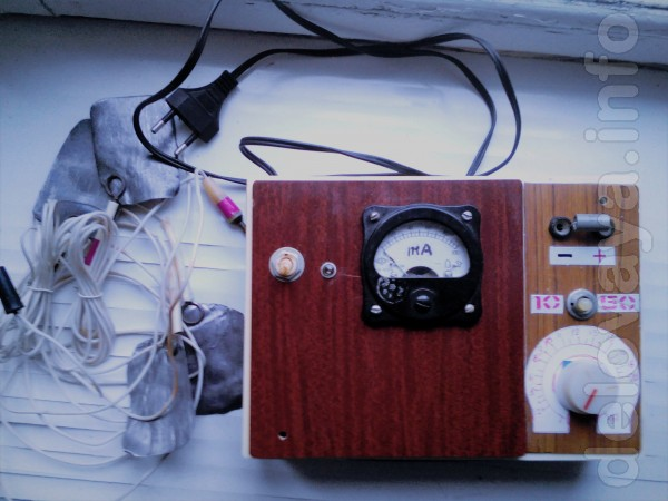 Продам электрофорез медицинский для пользования в домашних условиях.М