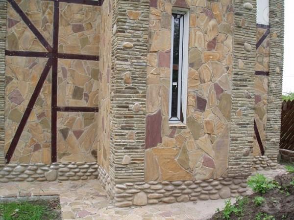 Продаем камень песчаник – это один из самых востребованных природных