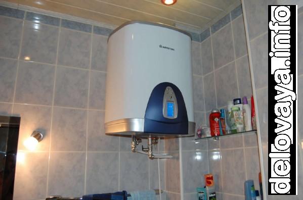 Чистка и ремонт бойлеров (водонагревателей)