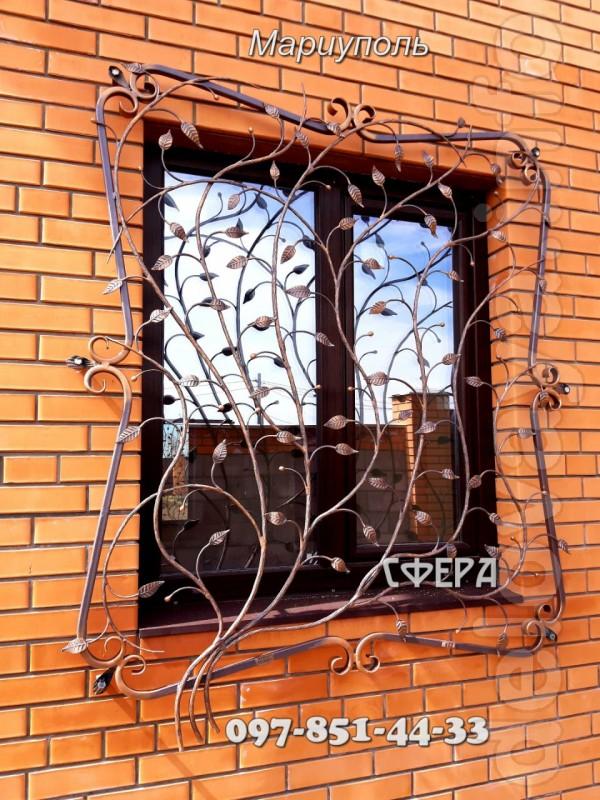 Решетки на окна — это неотъемлемая часть защиты Вашего дома или кварт