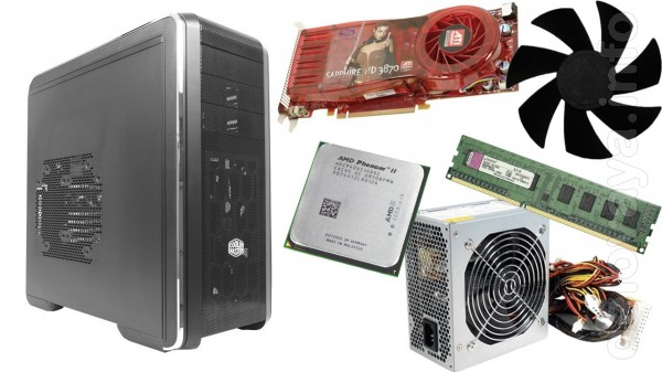 Куплю Б/У компьютеры,комплектующие, ноутбуки, нетбуки, мониторы, моби
