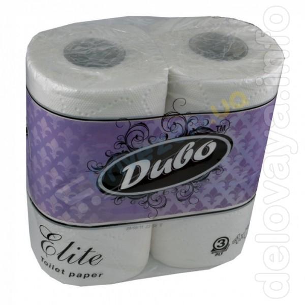 Туалетная бумага в рулонах. - Туалетная бумага «Джамбо» белая 2 слоя