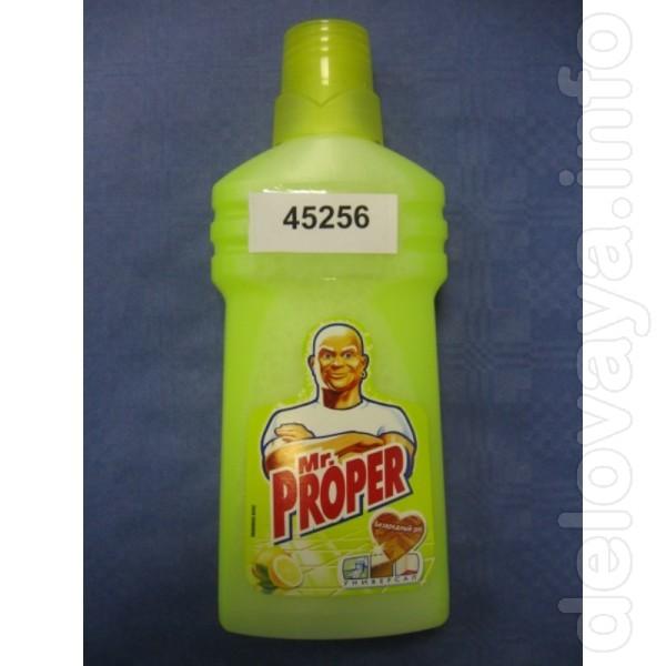 - Моющее средство для полов универсальное аналог М-р Пропер лимон Dol