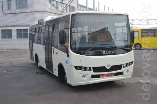 Модификация: А-092 Н6. Городской низкопольный  автобус малого класса