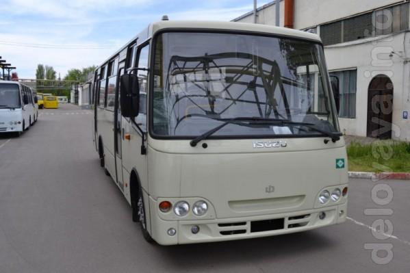 Модификация: А-092 G9. Городской  автобус малого класса на базе агрег