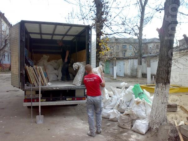 Недорого вывоз строительного, бытового и другого мусора, автомобилями