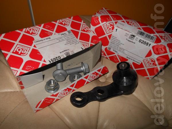 Продам шаровые опоры на Опель Комбо 91-01, дизель 1.7, новые, с прямы