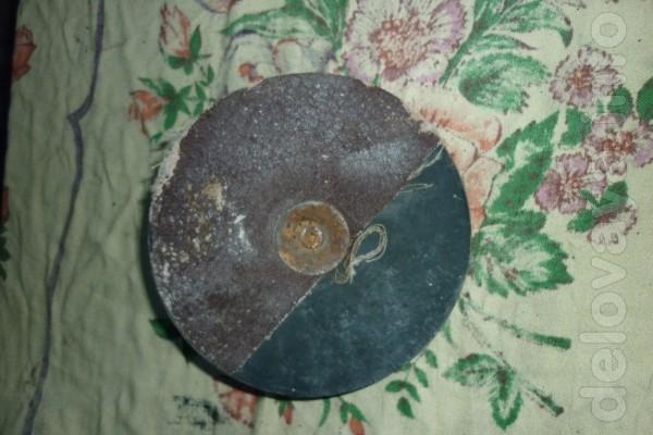Круг шлифовальный 20 грн ,вставил в элдрель и работай.