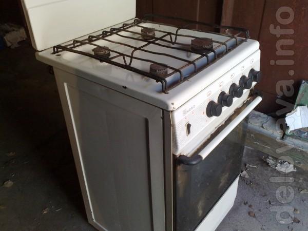 Куплю печь газовую 4-х или 2-х комфор. Недорого. Приеду, заберу. Звон