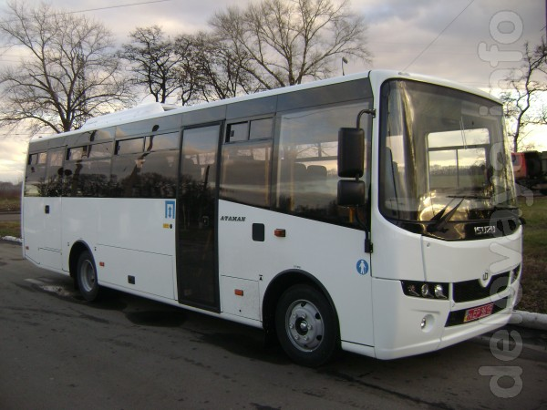 Пассажировместимость 36 чел; Число мест для сидения – 30 чел; Система