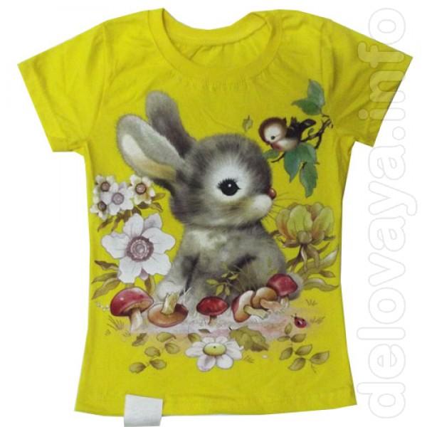Детские футболочки хорошего качества. Размеры и цвета в ассортименте
