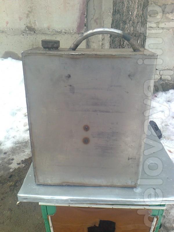 Канистры 2 шт из нержавейки 40 литров в отличном состоянии использова