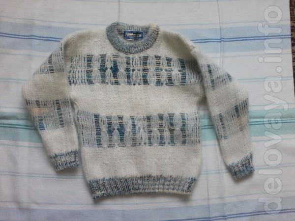 Продам детский свитер (новый) на мальчика от 3-х до 5-ти лет.