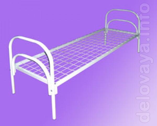 Компания «Металл-Кровати» предлагает качественные кровати металлическ
