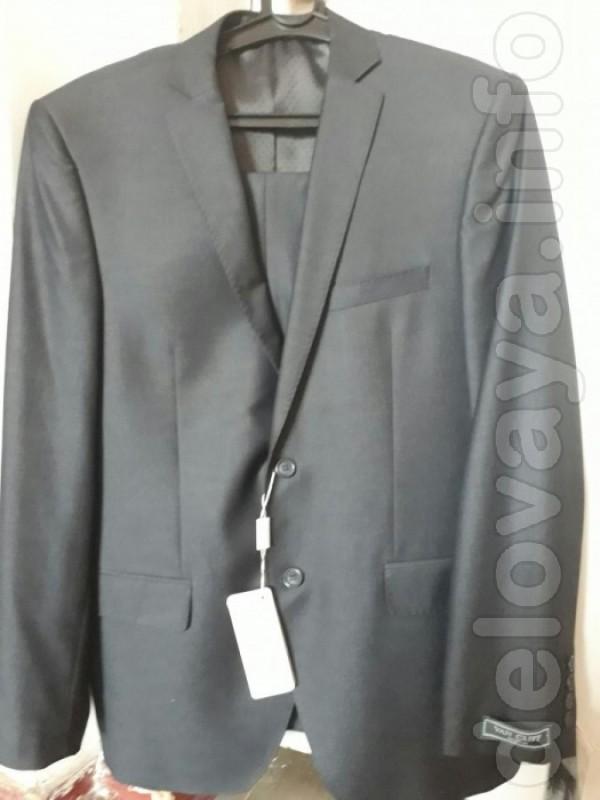 Продам новый мужской костюм. Новый. Очень красивый. Размер 50. Цена 5