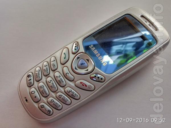 Продам б/у телефон Samsung без аккумулятора. Состояние корпуса отличн