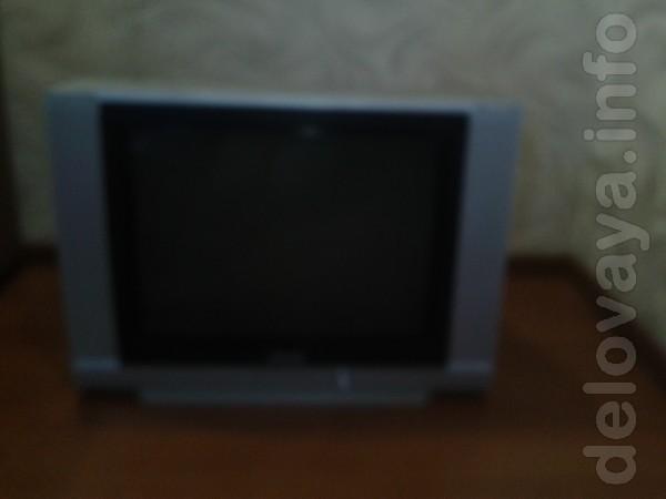 Продам телевизор Samsung  корпус серый, с пультом, в рабочем состояни