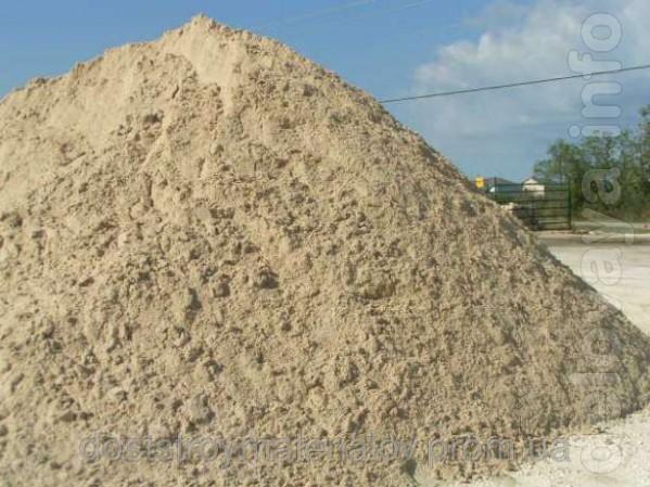 Песок с доставкой по Донецку и области:   - строительный  - песок