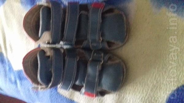 Продам ортопедические сандалики на мальчика в хорошем состоянии. Зака