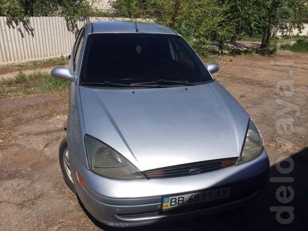 Продам Ford Focus, 2000 г.в. Установлено ГБО 4-го поколения.  Все в