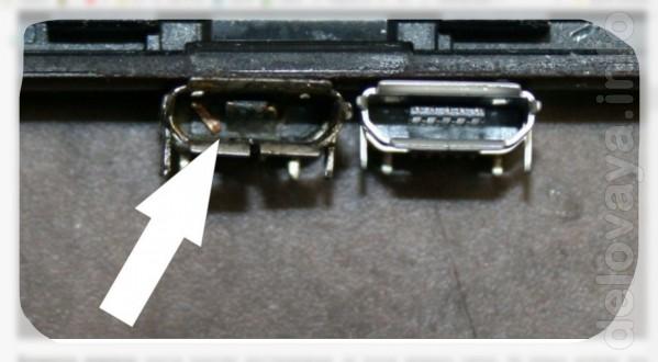 Замена разъёмов Micro USB  на планшетах от 60 грн. в наличии 70 видов