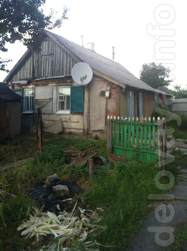 Продам газифицированный дом,по улице Освобожденная,р-н РТИ,туалет на