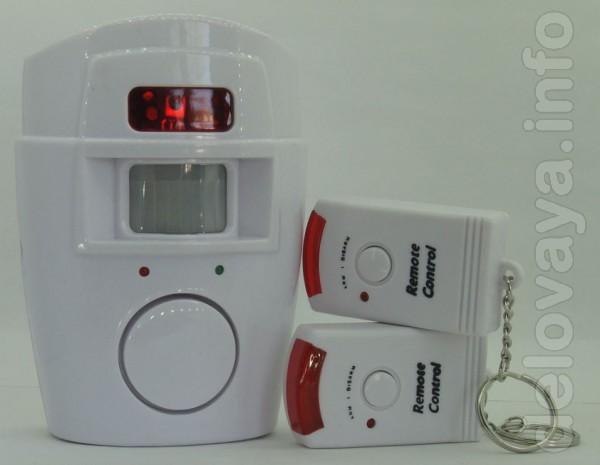 Sensor Alarm предназначен для того, чтобы воры не забрались в Вашу кв