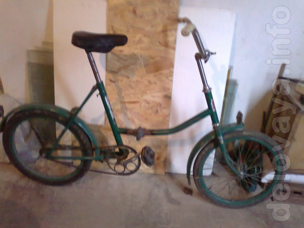 Велосипед - 950 гр.