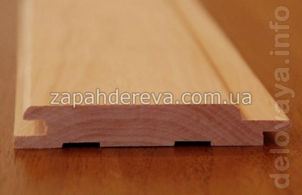 Вагонка сосна. Материал: натуральная древесина. Профиль вагонки: Евро