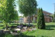 Отдых семейный дешевый тихий у Черного моря в центре курорта Каролино