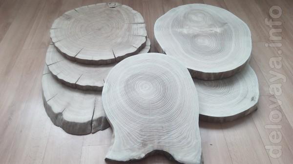 Cпилы дерева несут в себе мощнейшую энергетику природы. Каждый срез и