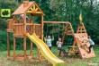 Детская игровая площадка выше всех Лидер, пожалуй, самый функциональн