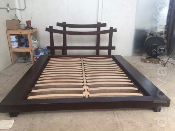 Столярная мастерская изготовит по вашему заказу изделия из массива со