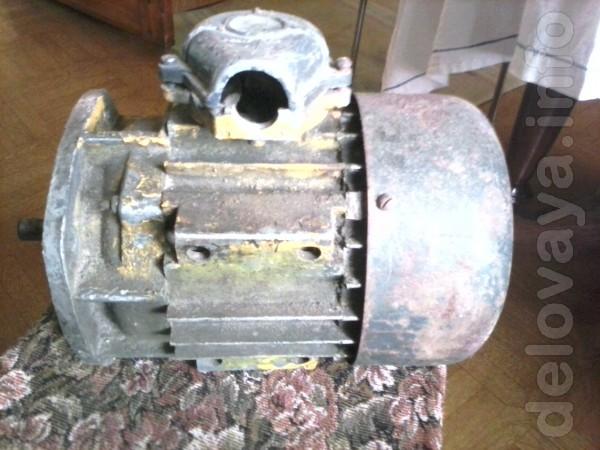 Двигатель 1,5 квт., 380-cеть