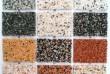 Мозаичная штукатурка Термо Браво изготовлена на основе мраморно-грани