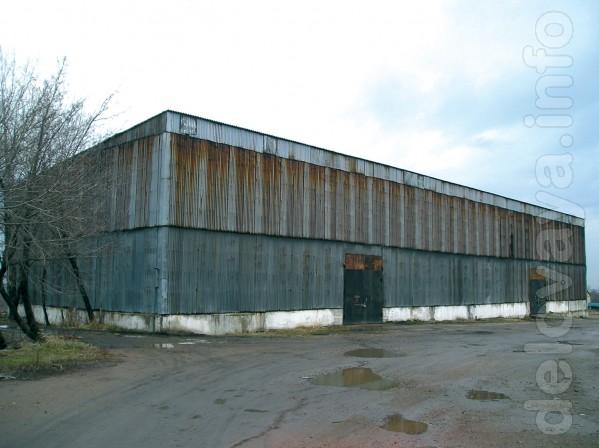 Предлагаем в аренду многофункциональный склад в г. Лисичанске площадь