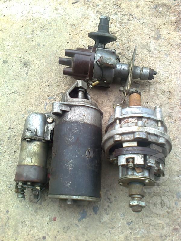 Продам запчасти на ЗАЗ 968 м 40 ку (  генератор, распределитель зажиг