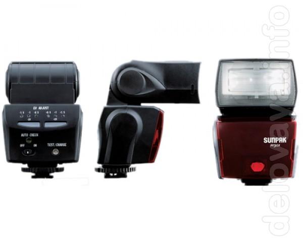 Продам отличную,мощную фотовспышку для современных цифровых зеркалок