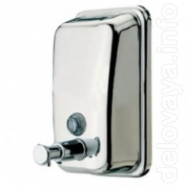 SD-280 Дозатор жидкого мыла нержавеющая сталь глянцевый 450 мл  Доз