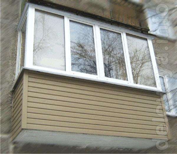 Основное наше направление - это обустройство балконов и лоджий , пред