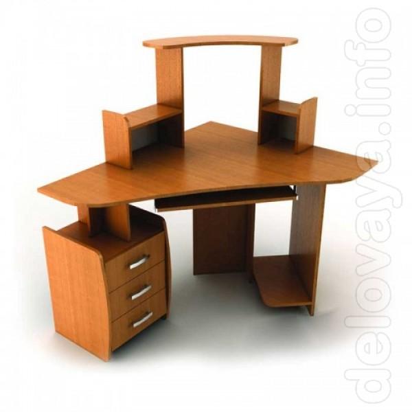 Выбирая компьютерный стол нужно помнить, что за ним мы будем проводит