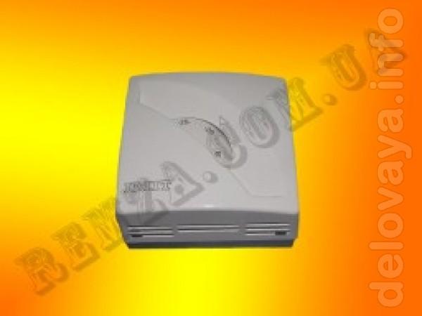 Термостат комнатный (терморегулятор) с газовым сильфоном и с одним пе