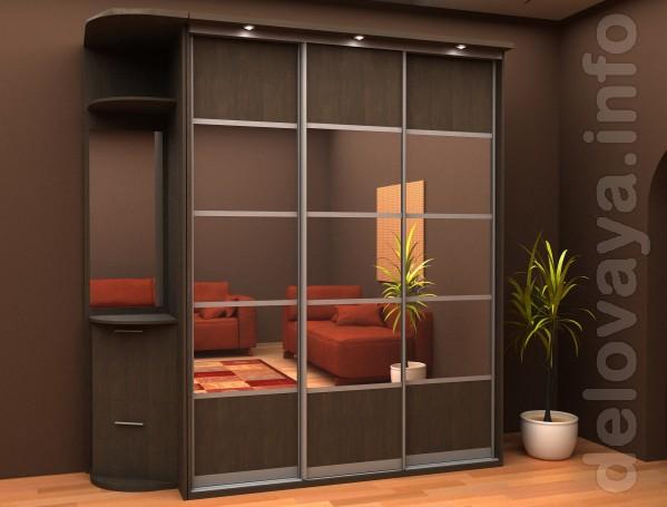 Шкафы-купе - это современная систем хранения вещей, имеющая различные