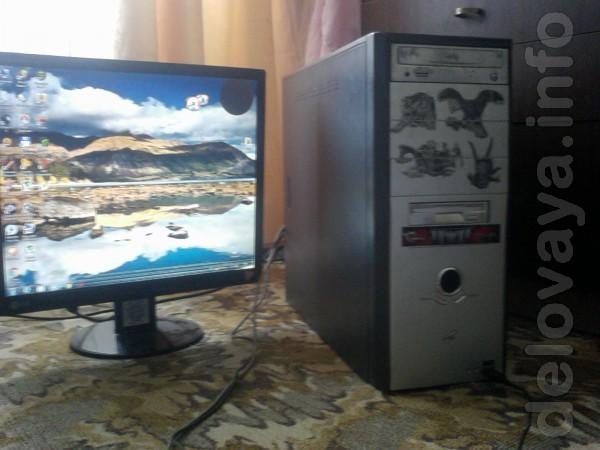 Продам компьютер 1-4 ядерные